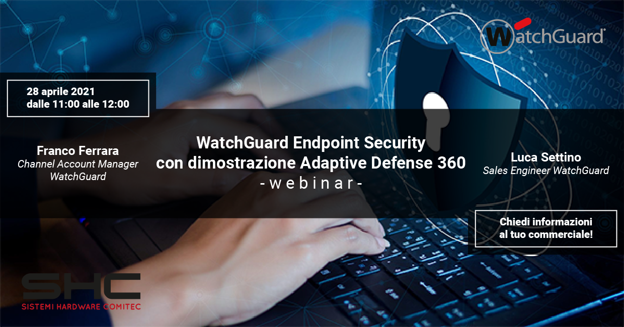 WatchGuard Endpoint Security